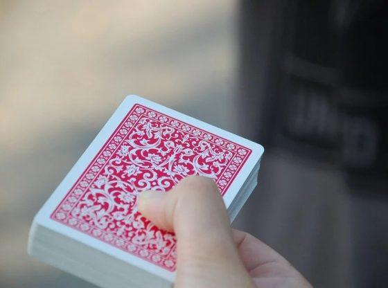 magie de cartes