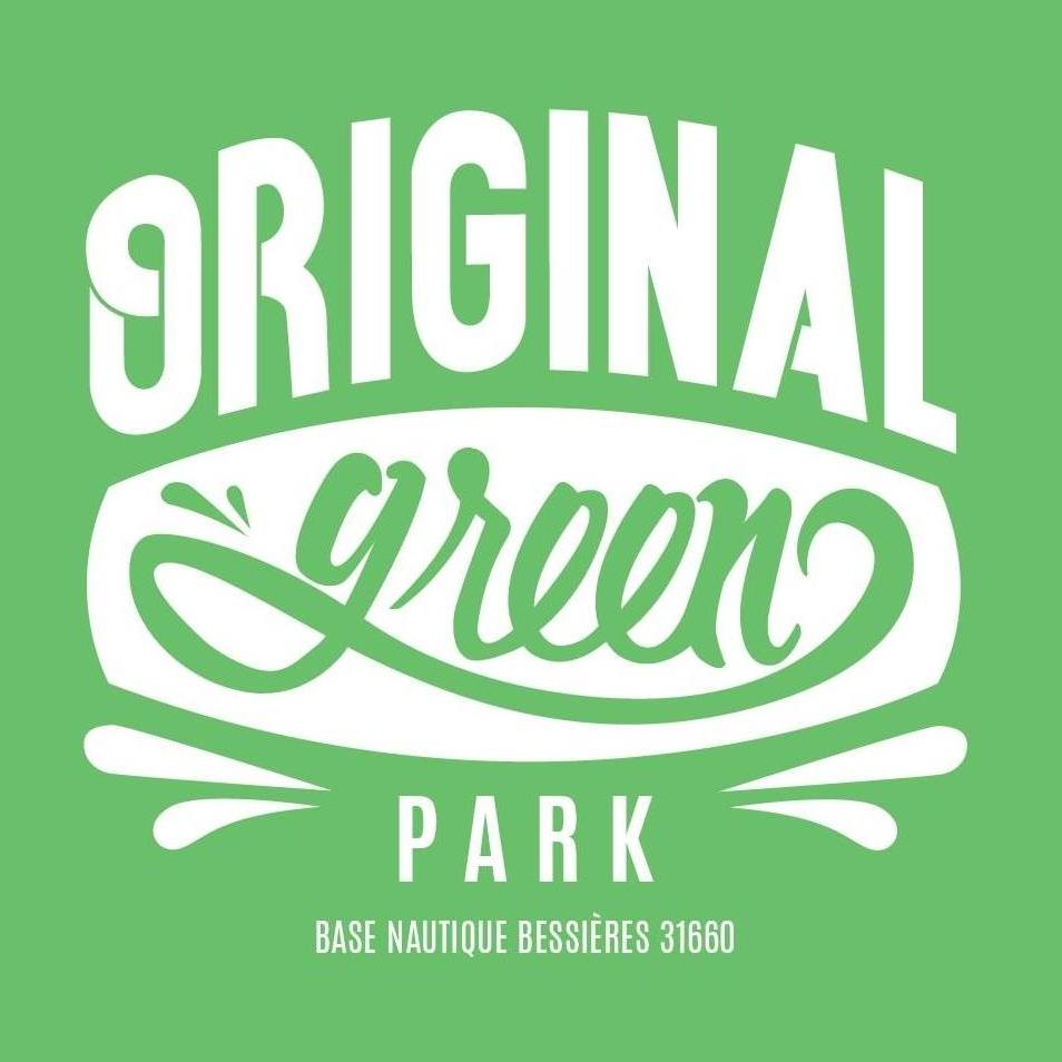 logo original green park